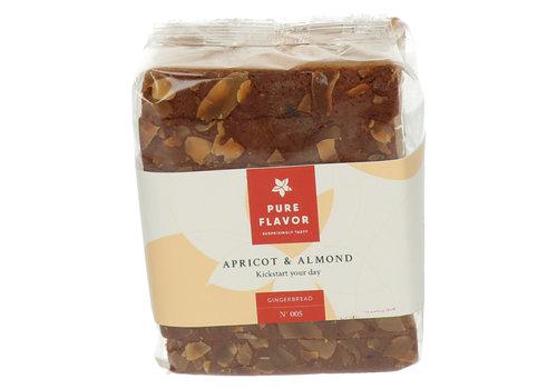 Pure Flavor Peperkoek met Abrikoos Amandel