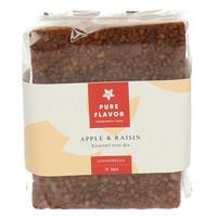 Pain d'épices à la pomme et aux raisins secs