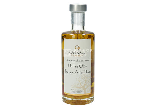 Catrice Gourmet Huile d'olive Ail, thym & tomates séchées 25 cl