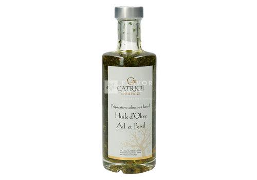 Catrice Gourmet Huile d'olive à l'ail et au persil 25 cl