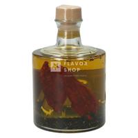 Olijfolie Tomaat & Basilicum 25 cl in stapelfles