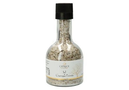 Catrice Gourmet Sel Garrigue Poivrée en moulin / bouteille empilable