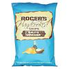 Roger's Aardappelchips gekruid met zeezout en azijnsmaak