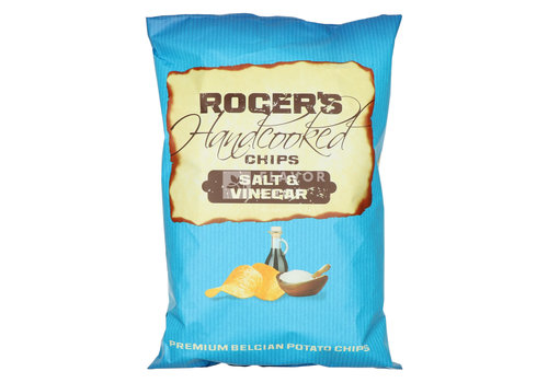 Roger's Chips Salt & Vinegar 150g
