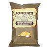 Roger's Chiops de pommes de terre assaisonnées de sel de mer et poivre noir