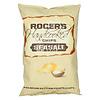 Roger's Aardappelchips gekruid met zeezout