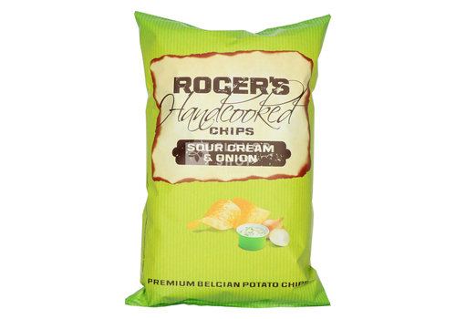 Roger's Chips Sour Cream & Onion 150g