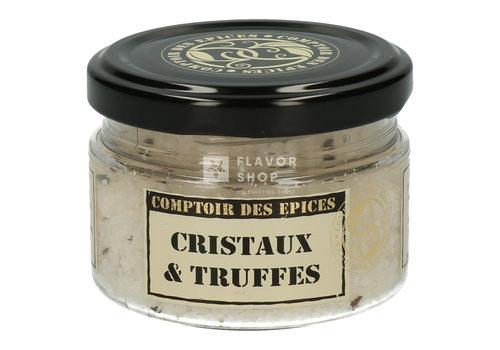 Le Comptoir des épices Cristaux aux truffes d'été