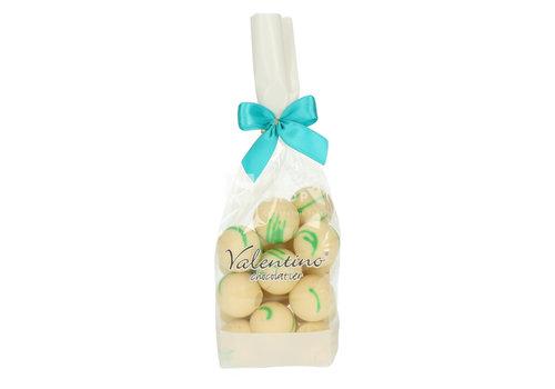 Valentino Chocolatier Truffels Sicilian Lemon Wit