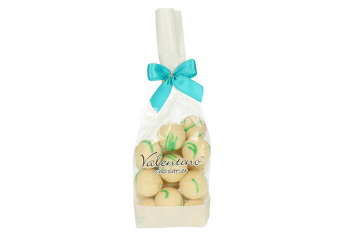 Valentino Chocolatier Truffes Sicilian Lemon White