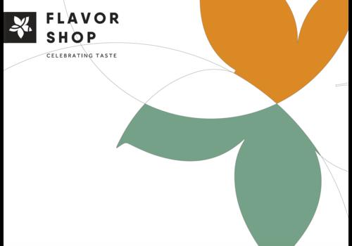 Flavor Shop Gepersonaliseerde Flavor Shop wenskaart