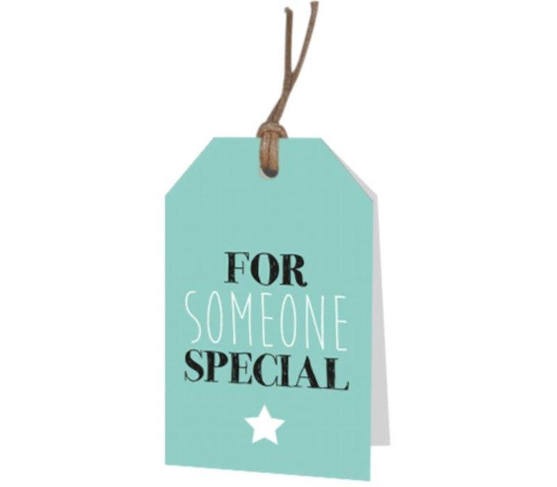 For someone special carte de voeux