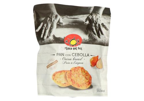Plaza del Sol Pains à l'oignon (Pan con Cebolla)