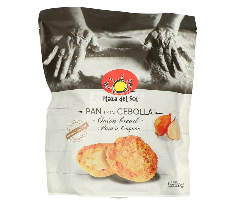 Pains à l'oignon (Pan con Cebolla)