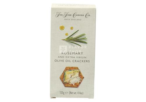 The Fine Chees Co. Cracker met Rozemarijn en Extra Vierge Olijfolie