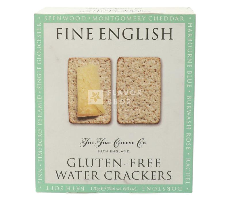 Glutenvrije Water cracker