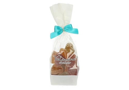 Valentino Chocolatier Pâte de Fruits Hartjes