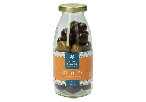 Pure Flavor Olives