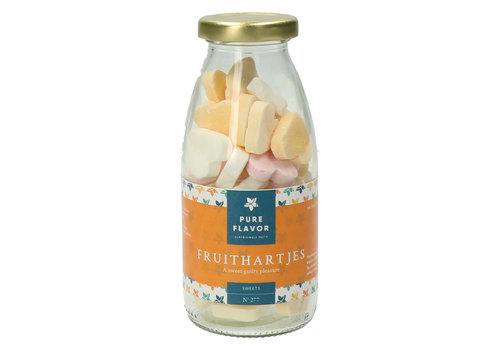 Pure Flavor Fruithartjes