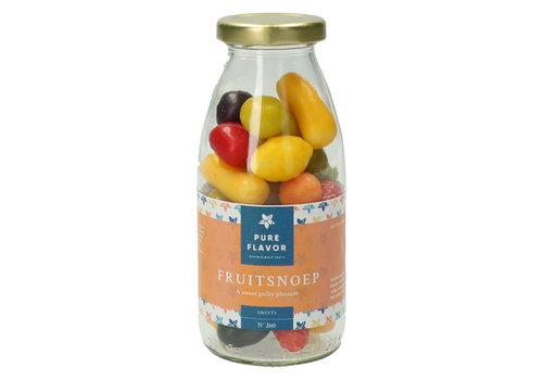 Pure Flavor Fruitsnoep (Fruit de Suisse) - in flesje