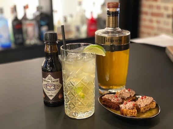 Apero: Belgian Mule Cocktail met een kruidig hapje