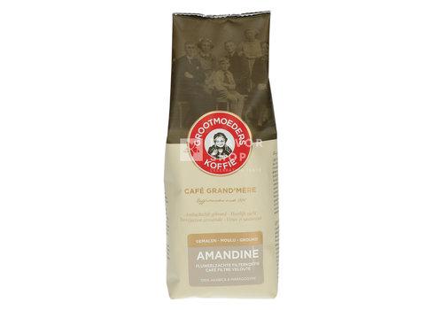 Grootmoeders Koffie Café Amandine 250g moulu