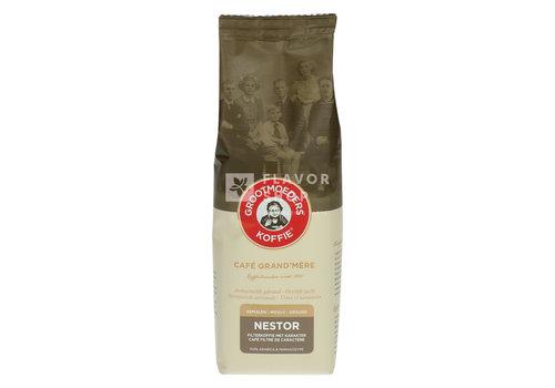 Grootmoeders Koffie Koffie Nestor 125g Gemalen
