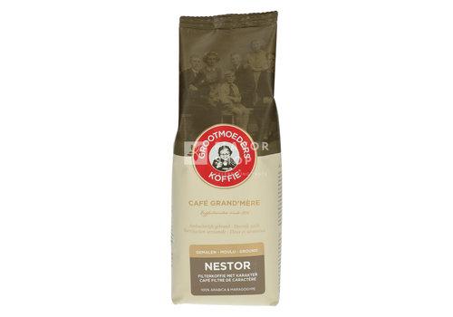 Grootmoeders Koffie Café Nestor 250g moulu