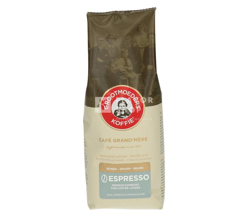 Espresso Koffiebonen 250g
