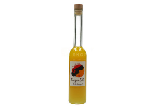 Het Geel Genot SanguinCello 'Bloody damn good' 350ml