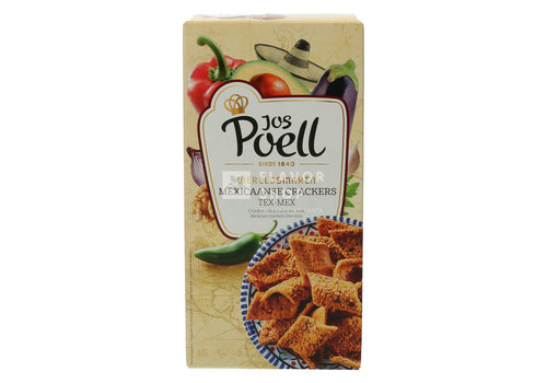 Jos Poell Mexicaanse Curly Crackers
