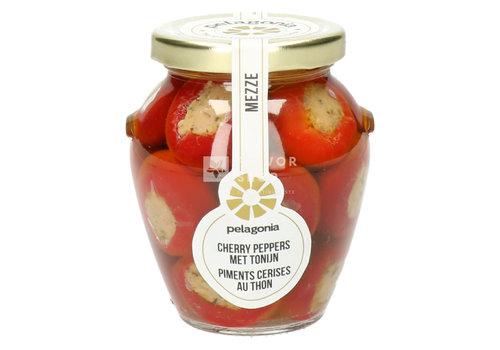 Pelagonia Cherry Peppers met tonijn