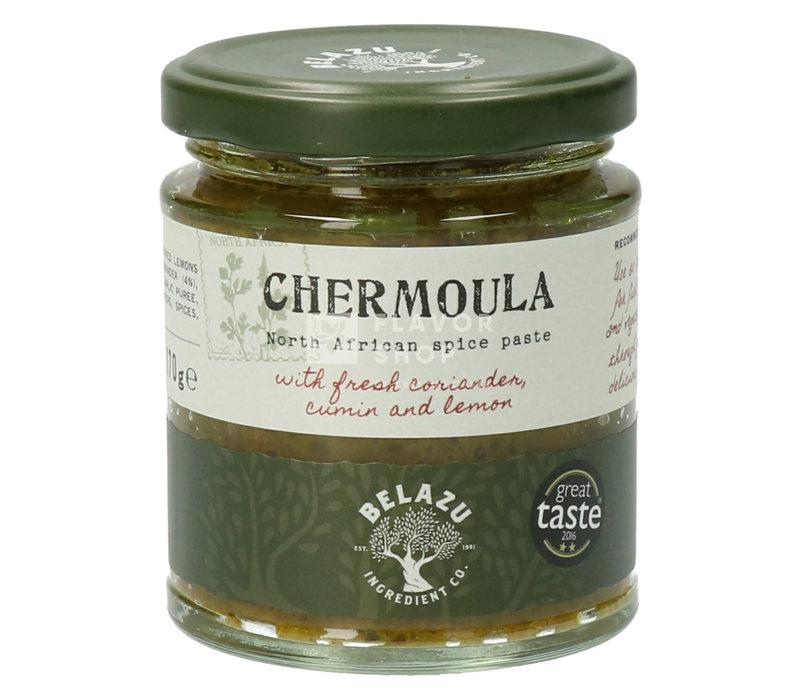 Pâte d'épices Chermoula