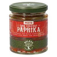 Pesto de tomates au paprika fumé au chêne
