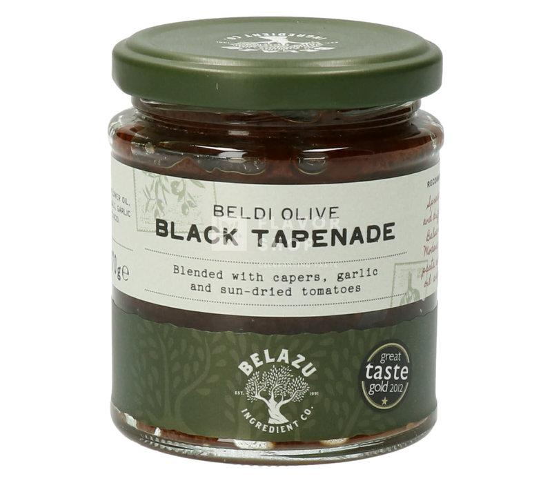 Tapenade van Zwarte Olijven