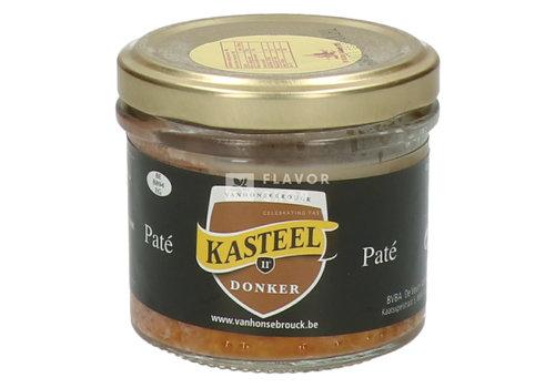De Veurn' Ambachtse paté Kasteelbier