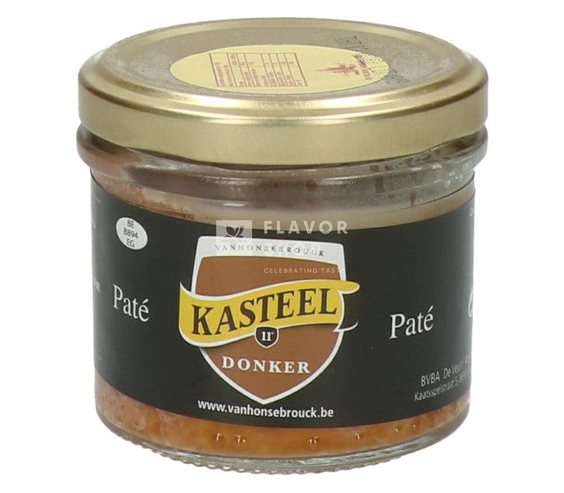Paté à la bière Kasteel