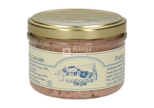 Handsaeme Paté van eend - Ambachtelijk 200 g