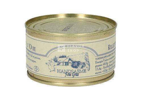 Handsaeme Rillette d'oie 130 g