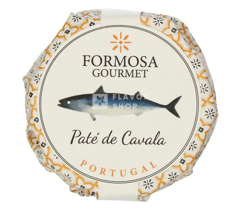 Paté de Cavala (makreel)