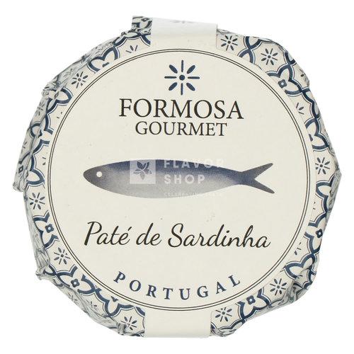 Paté de Sardinha (sardines)