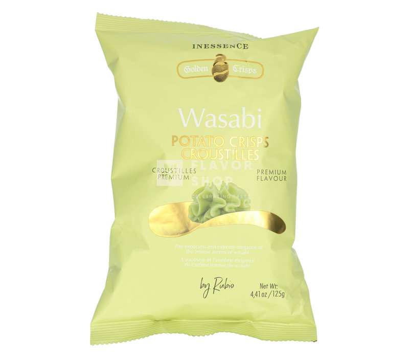 Chips met Wasabi 125 g