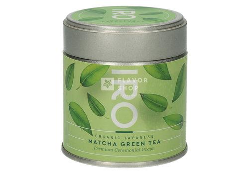 thé Matcha Bio boîte de thé