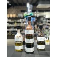 Sel de mer et épices provençales en bouteille moulin / bouteille empilable