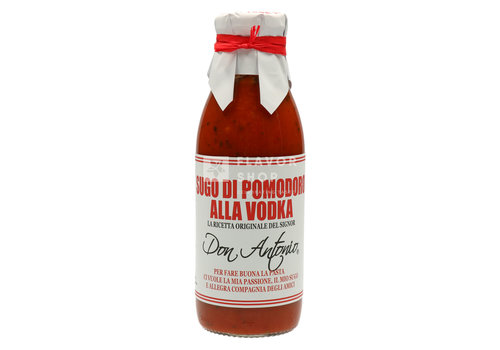 Don Antonio sugo alla vodka