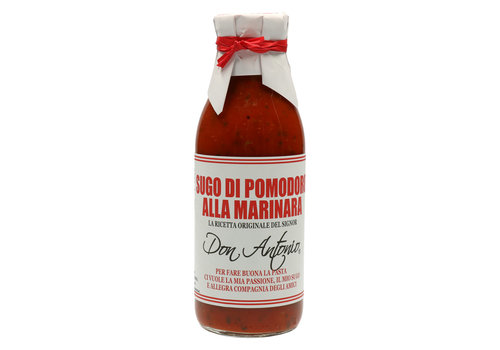 Don Antonio sugo alla marinara