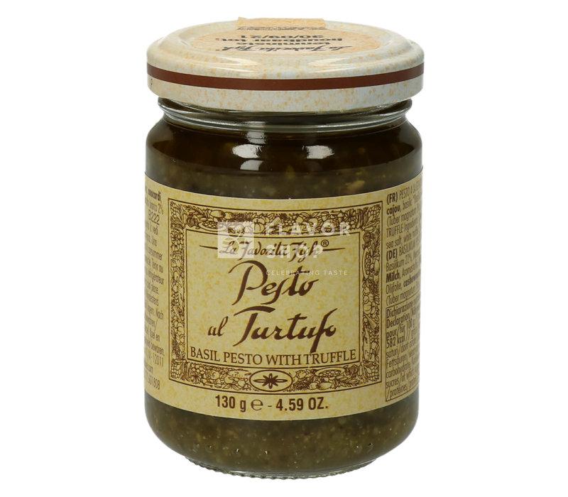 Pesto al tartufo (pesto met truffel)