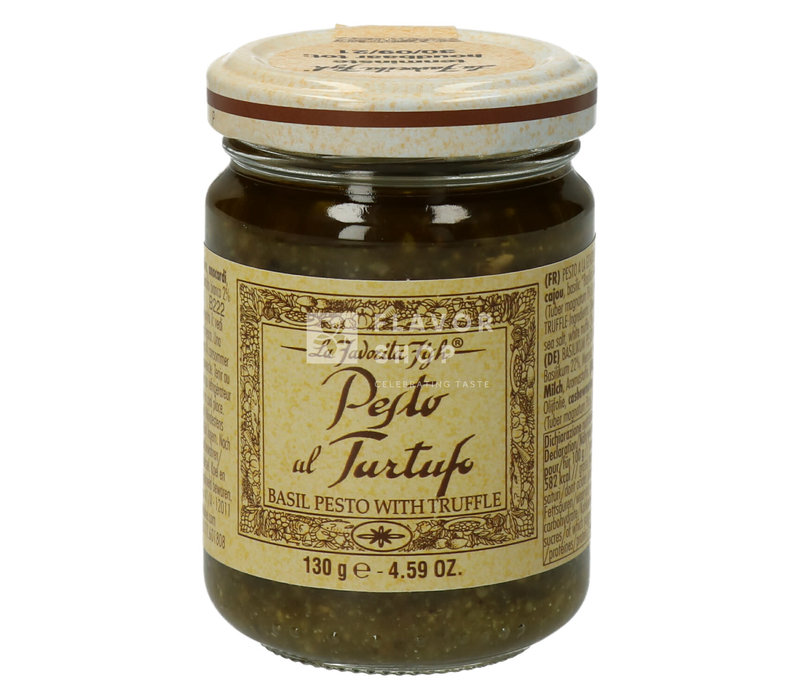 Pesto aux truffes