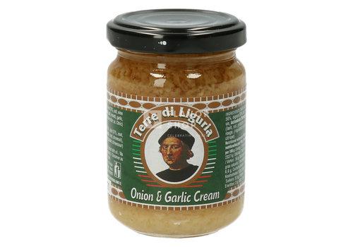 Terre di Liguria Tapenade Onion & Garlic Cream