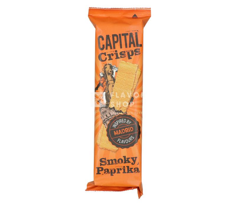 Long Crisps Smoky Paprika Madrid